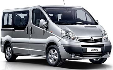 Rent Renault Vivaro