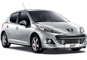 Rent a Peugeot 207 and get 20% off!