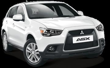 Rent Mitsubishi ASX