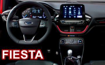 Rent Ford Fiesta