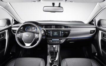 Rent Toyota Corolla