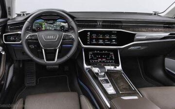 Rent Audi A6